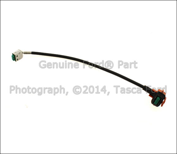 new genuine ford oem headlight wiring harness 2015-2016 ... ford headlight wiring harness