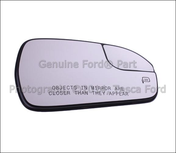 Brand New Oem Rh Passenger Side Mirror Glass 2013 15 Ford