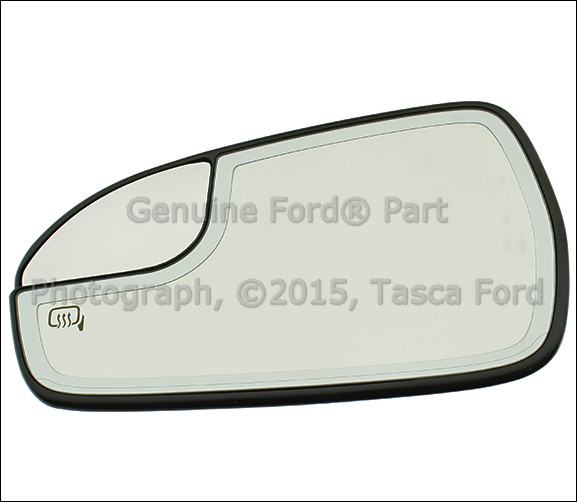 2016 Ford Fusion Left Side Mirror Glass Oem Factory Original Heated