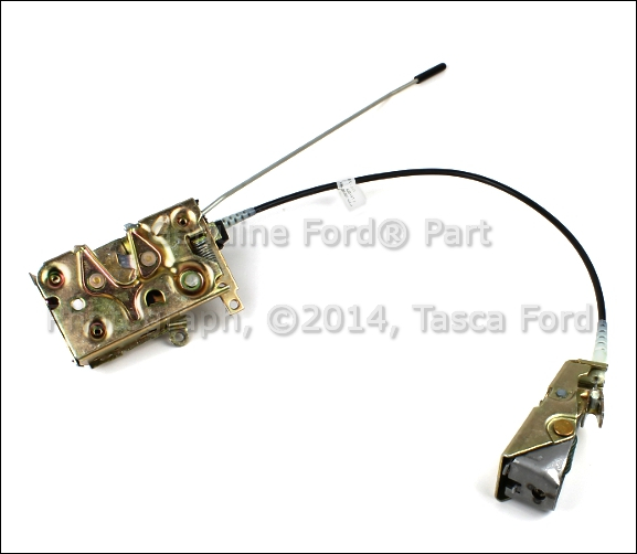 Auto Parts And Vehicles Auto Parts Accessories New Oem Lh Drivers Side Front Door Latch 92 92 Ford F150 92 97 Ford F250 F350 Moonnepal Com