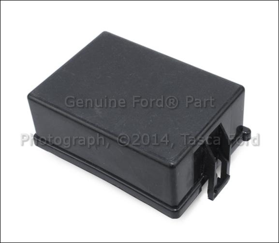 brand new oem engine bay fuse box cover lid 1996 2006 ford. Black Bedroom Furniture Sets. Home Design Ideas