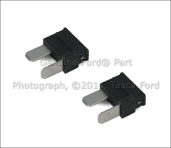new oem black blade type perpendicular diode ford lincoln mercury f5tz 14a604 a ebay. Black Bedroom Furniture Sets. Home Design Ideas