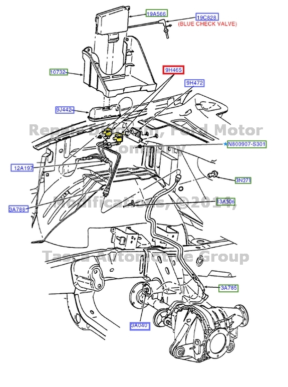 35 2004 Ford F150 Vacuum Diagram - Wiring Diagram List