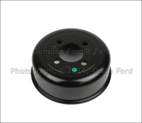 Brand New Water Pump Pulley Assembly Ford Lincoln Mercury F6TZ 8509 AA
