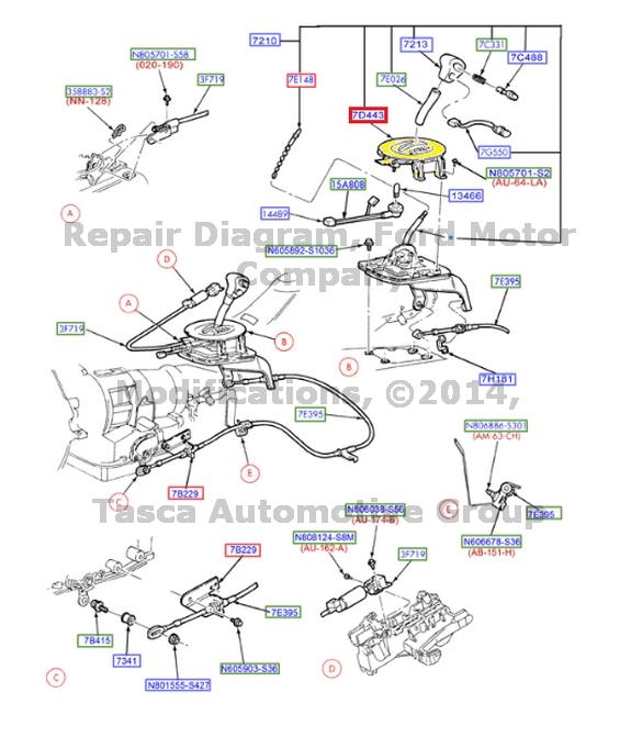 Brand New Oem 4r70w Transmission Shift Indicator Bezel