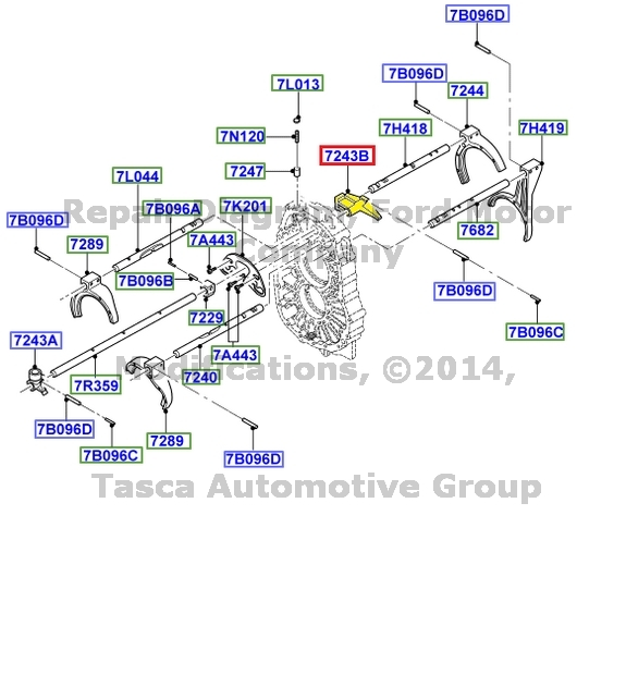 image is loading new-oem-s6650-6-speed-manual-trans-zf-