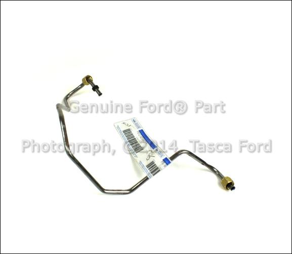 new oem fuel return tube ford e350 e450 e550 esd f250 f350
