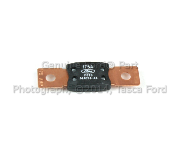 New Oem 175 Amp Mega Fuse Circuit Breaker Ford Lincoln Mercury  F87z