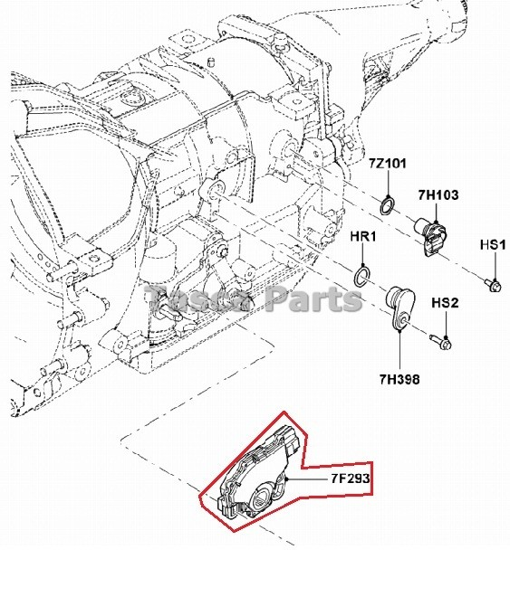 Brand New Oem Transmission Range Sensor Town Car Crown Victoria Rhebay: Ford Crown Victoria Transmission Range Sensor Location At Gmaili.net