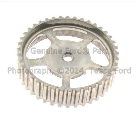 BRAND NEW OEM ENGINE CAMSHAFT DRIVE GEAR SPROCKET FORD