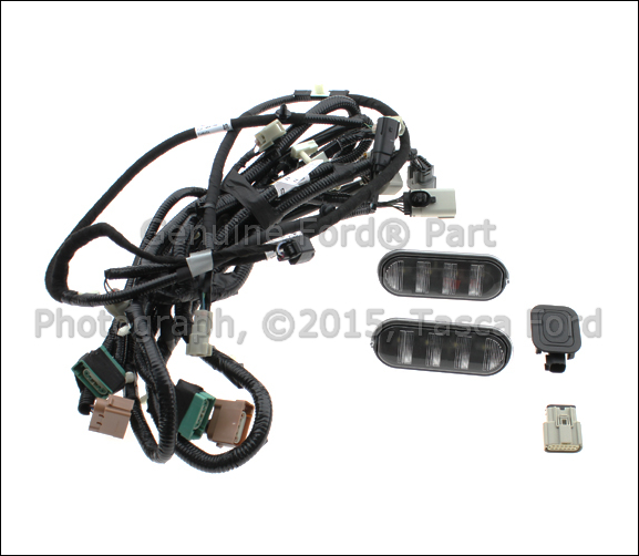 new genuine oem ford truck bed cargo led light lamp kit