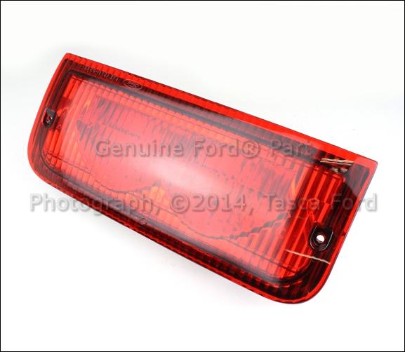 BRAND NEW OEM 3RD THIRD BRAKE LIGHT LAMP FORD E150 E250 E350 ECONOLINE E450  ESD Images
