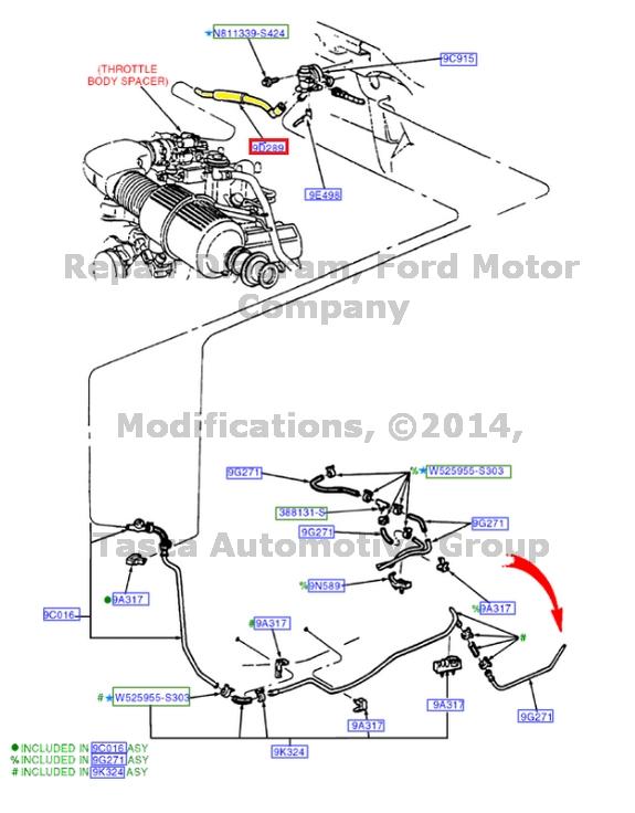 vapor line diagram 2004 ford f 150  vapor  tractor engine