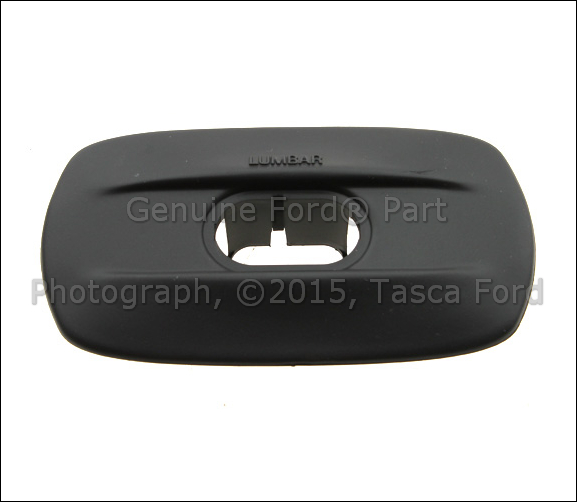 NEW-OEM-LH-FRONT-SEAT-LUMBAR-SWITCH-BEZEL-GRAND-MARQUIS-CROWN-VICTORIA-TOWN-CAR