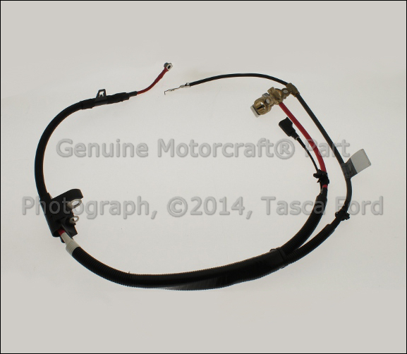 brand new oem battery to ground cable 2000 2004 ford focus. Black Bedroom Furniture Sets. Home Design Ideas