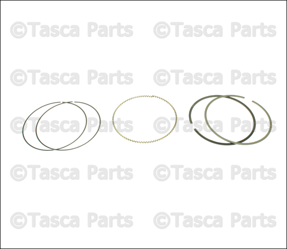 New Oem Gm Standrad Piston Ring Kit 2004 12 Chevy Buick Pontiac