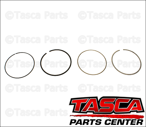 GM OEM-Engine Piston Ring 12608615