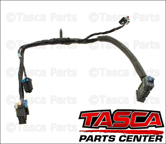 brand new genuine gm oem console wiring harness 15845201 ebay rh ebay com GM Wiring Harness Diagram gm performance parts wiring harness