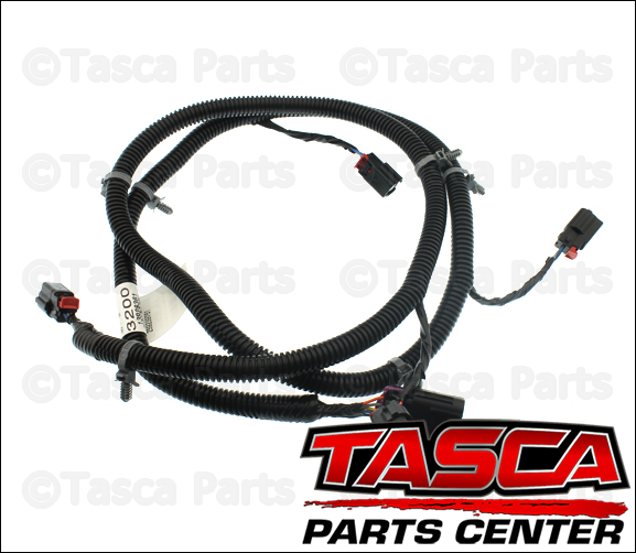 brand new genuine gm oem parking aid system wiring harness 22899761 rh ebay com gm oem wiring harness for 2015 chevy colorado gm factory trailer wiring harness