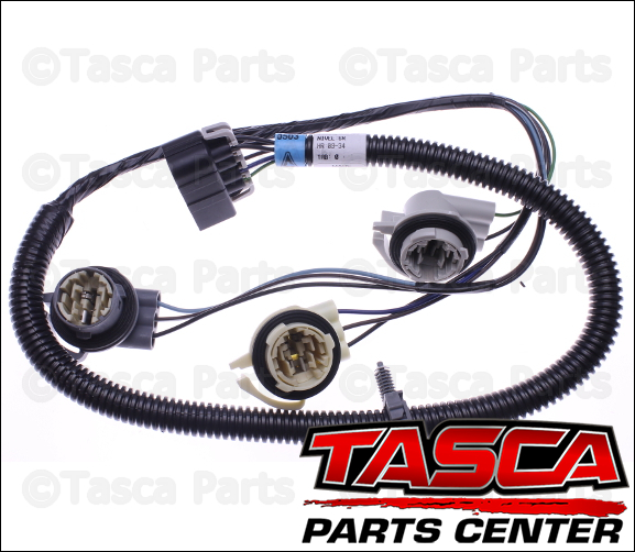 new oem gm right side rh tail light wiring harness 2002 06 chevy Silverado Tail Light Cover image is loading new oem gm right side rh tail light