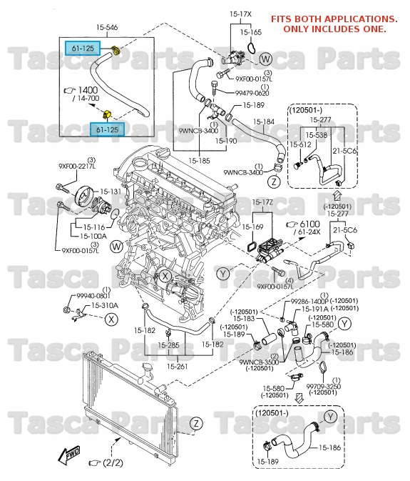 mazda 5 engine diagram cooling system