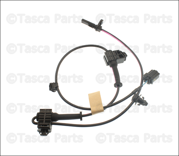 Mazda Oem 2014 3 Anti Lock Brakes Front Speed Sensor B45a4370xa For