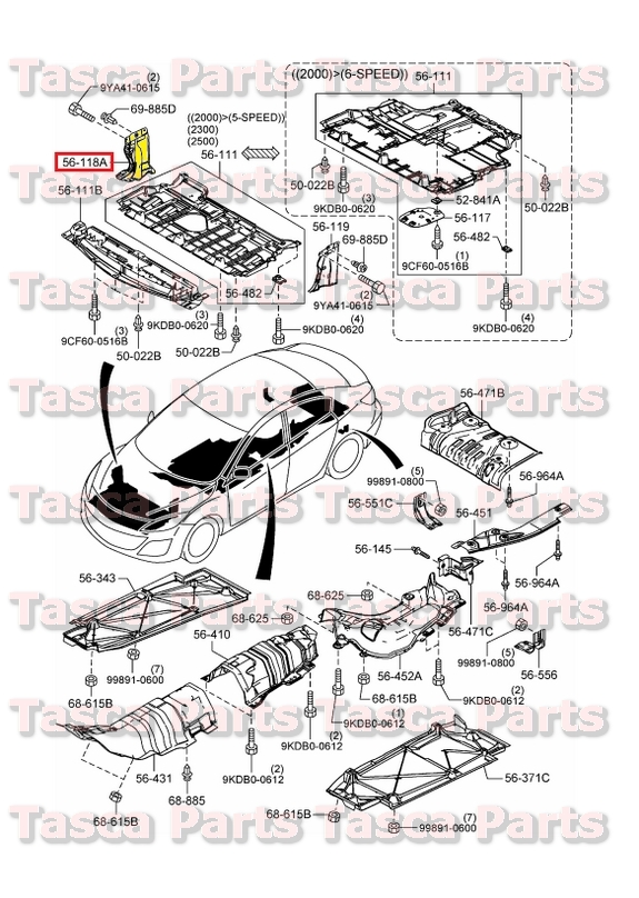 2012 mazda 3 engine diagram