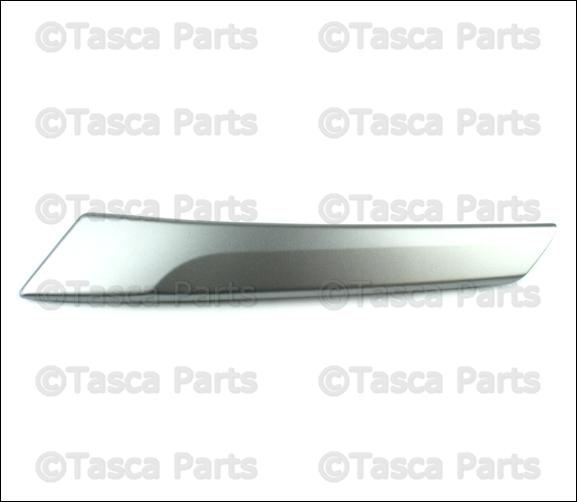 Brand New Oem Rh Front Door Handle Silver Trim Panel 2010 2013 Mazda 3 Ebay