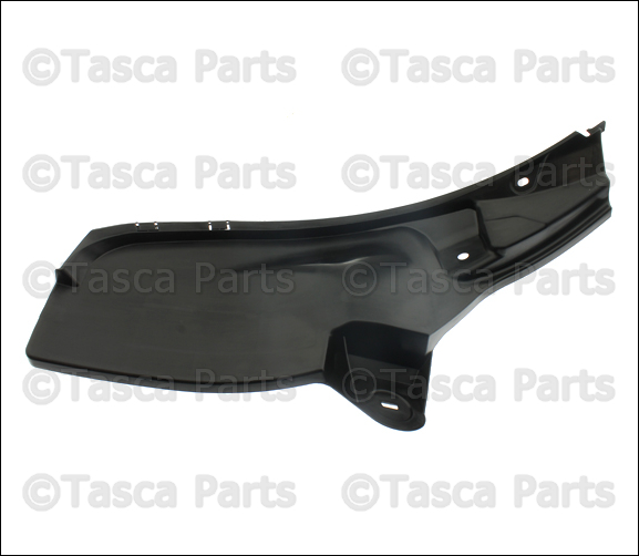 NEW-OEM-RH-RIGHT-PASSENGER-SIDE-REAR-BUMPER-SPLASH-SHIELD-4-DOOR-2010-13-MAZDA-3