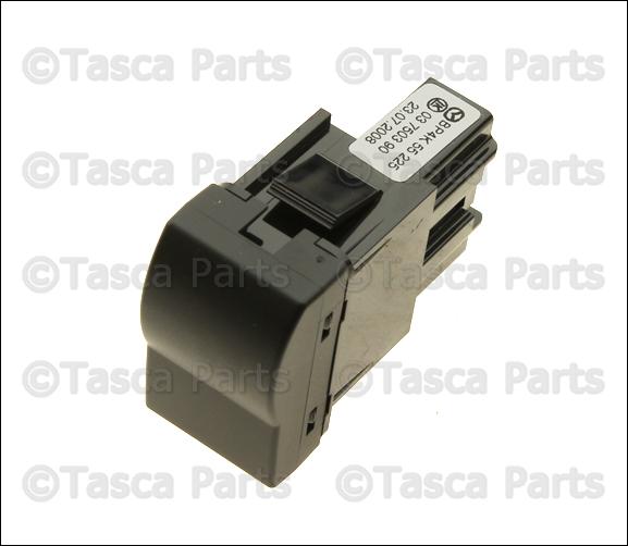 0409 Mazda Speed 3 Hatchback Ms3 Dash Switch Blank Filler Cover - Relay Switch Mazda