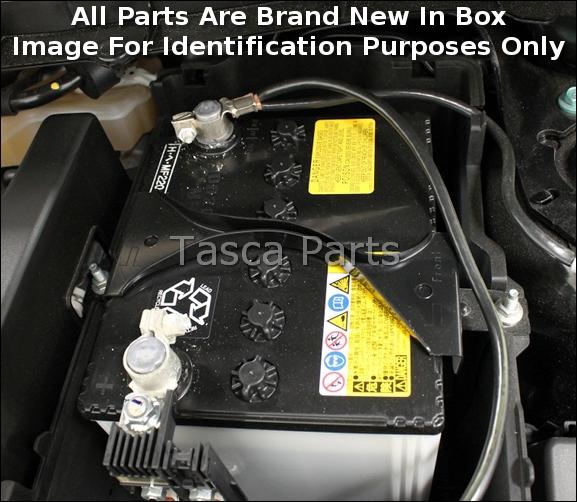 Nuevo Bateria Oem Abrazadera Soporte 2004 2017 Mazda