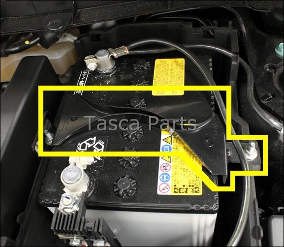Mazda 3 Battery >> New Oem Battery Clamp Bracket 2004 2013 Mazda 3 2006 13 Mazda 5
