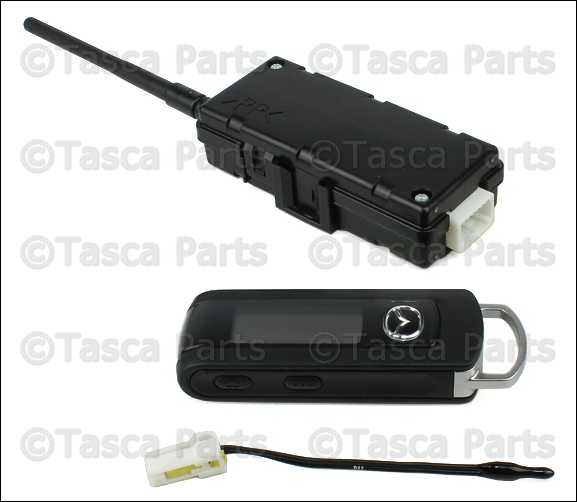 High Quality BRAND NEW OEM REMOTE ENGINE START SYSTEM MAZDA 3 6 CX5 W/ AUTOMATIC  TRANSMISSION