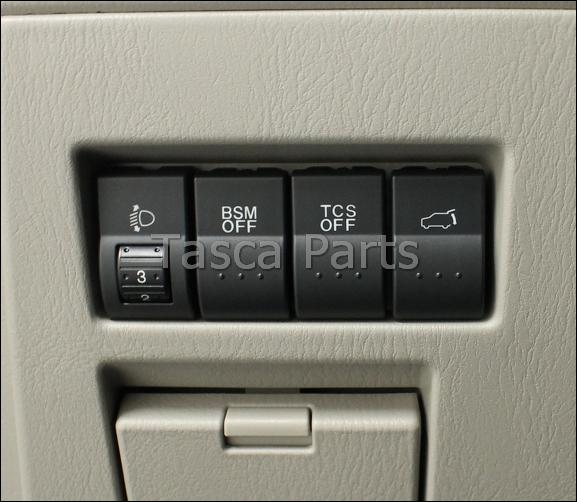 2012 Mazda Cx 9 Interior: 14 MAZDA CX 9 CX9 CX-9 TCS OFF CONTROL SWITCH BUTTON