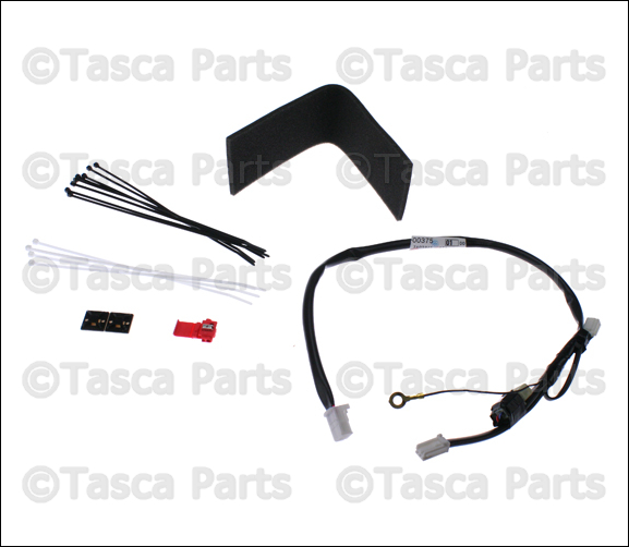 NEW OEM REMOTE ENGINE START SYSTEM INSTALLATION KIT 2014