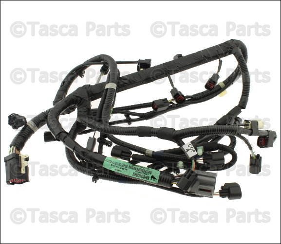 New Oem Engine Harness Fuel Injector Wiring 30l 20032008 Mazda 6 Rhebay: Mazda 6 Wiring Harness At Elf-jo.com