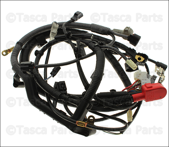 0 new oem engine wiring harness 2 3l 2006 2008 mazda 6 w automatic Mazda 6 V6 Engine at reclaimingppi.co