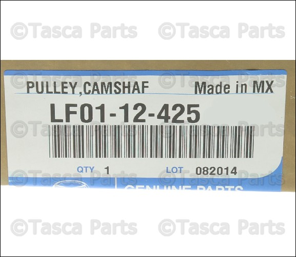 Mazda Cx 7 2010 Timing Chain Guide: NEW OEM TIMING CHAIN EXHAUST CAMSHAFT PULLEY MAZDA 3 / 5