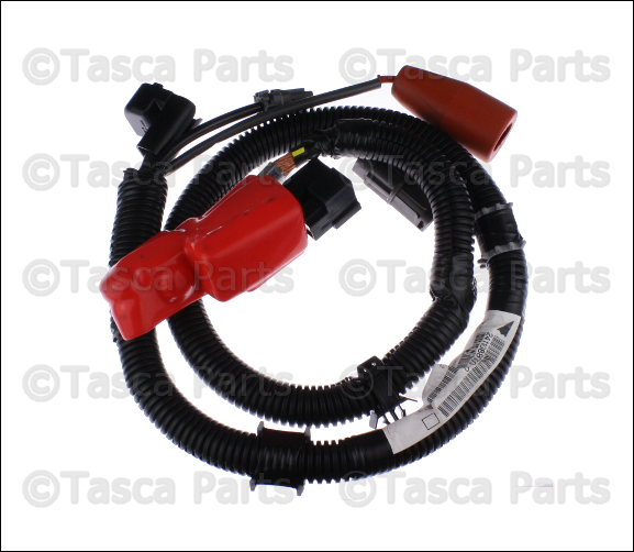 1 brand new oem battery positive cable nissan hardbody truck Ford Expedition Wire Harness at reclaimingppi.co