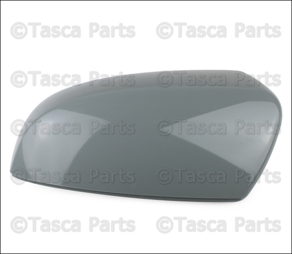 Oem Lh Left Driver Side Rear View Mirror Skull Cap Cover Paint To