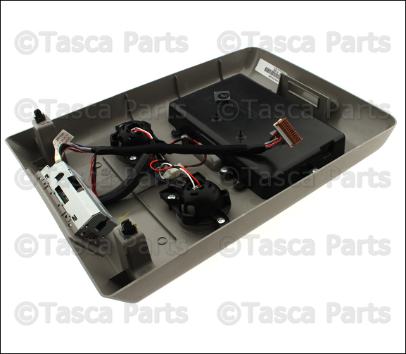 2007 Nissan Titan King Cab Transmission: NEW OEM ROOF CENTER OVERHEAD CONSOLE 2007-10 NISSAN TITAN