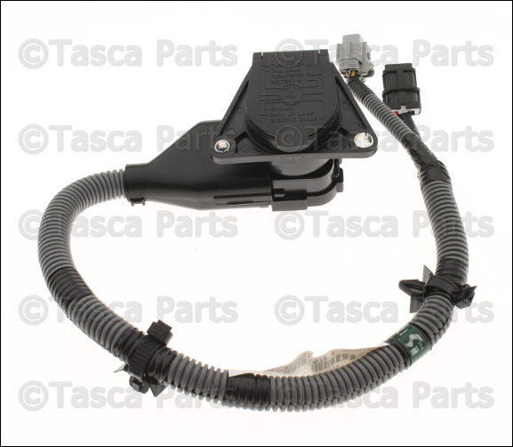 new oem 7-pin tow wire harness wiring 2010-2014 nissan ... 7 pin wire harness truck lite 7 pin wire harness