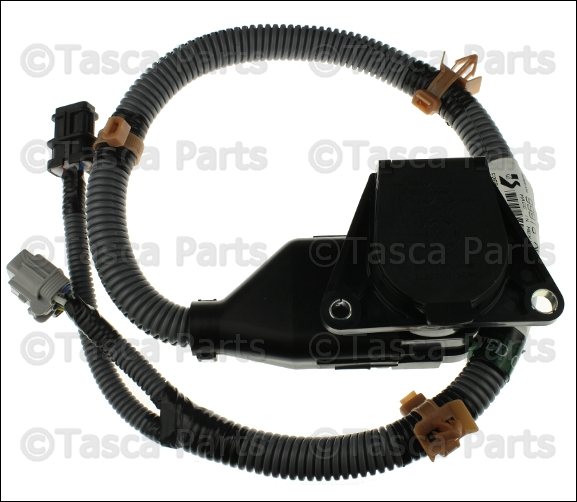 NEW OEM 4-PIN TO 7- PIN TRAILER TOW WIRING HARNESS 2005