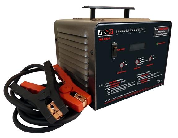 Schumacher Inc-800a 20/70/80 Amp Automatic Microprocessor ...