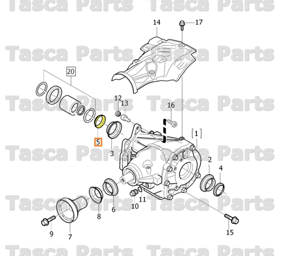 Brand New Engine Oil Cooler For Volvo S60 S80 V70 Xc70: BRAND NEW OEM ANGLE GEAR RING SEAL 2005-2012 VOLVO S60 S80