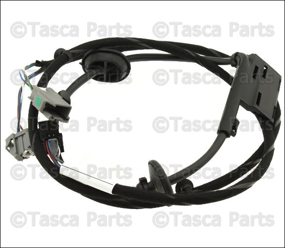 Mazda 3 Trunk Lid Wiring Harness : Brand new oem rear trunk lid wiring harness