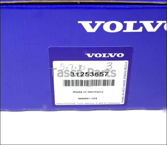 2013 Volvo Xc70 Exterior: OEM FRONT LH DRIVER SIDE DOOR LOCK 2004-2013 VOLVO C30 S40