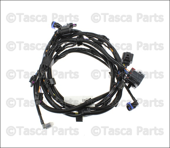 0 oem front bumper wiring harness cable 2007 2014 volvo s80 v70 xc70 2007 lincoln navigator engine wiring harness at crackthecode.co