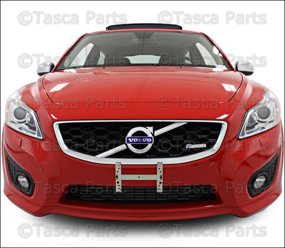 2010 Volvo S80 For Sale: BRAND NEW OEM FRONT UPPER BUMPER GRILLE 2010-2013 VOLVO