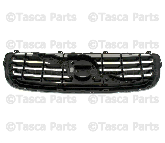 brand new oem large logo front grille 2008